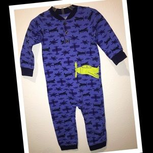 Carters baby boy coverall 🛩18m🛩EUC🛩